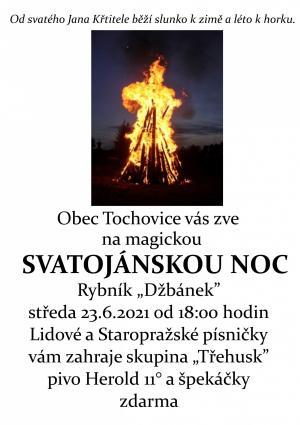 Svatojánský oheň 1