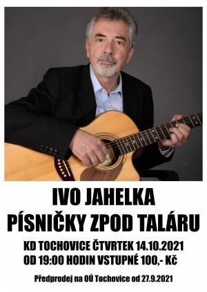 Ivo Jahelka - Písničky zpod taláru 1